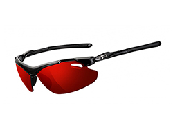 Tifosi Optics Tyrant 2 0 Series Sunglasses tifosi tyrant 2.0 clarion red ac red clear